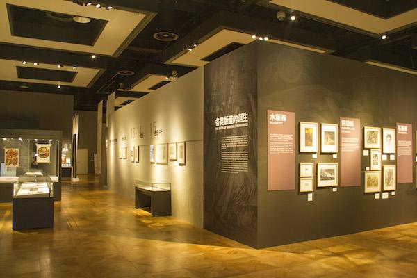 展览现场  本文图源:上海世博会博物馆、澎湃新闻记者现场拍摄