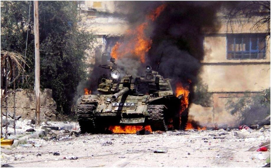 叙利亚面对威胁毫无惧色,底气从何而来?有个大国默默的做后盾