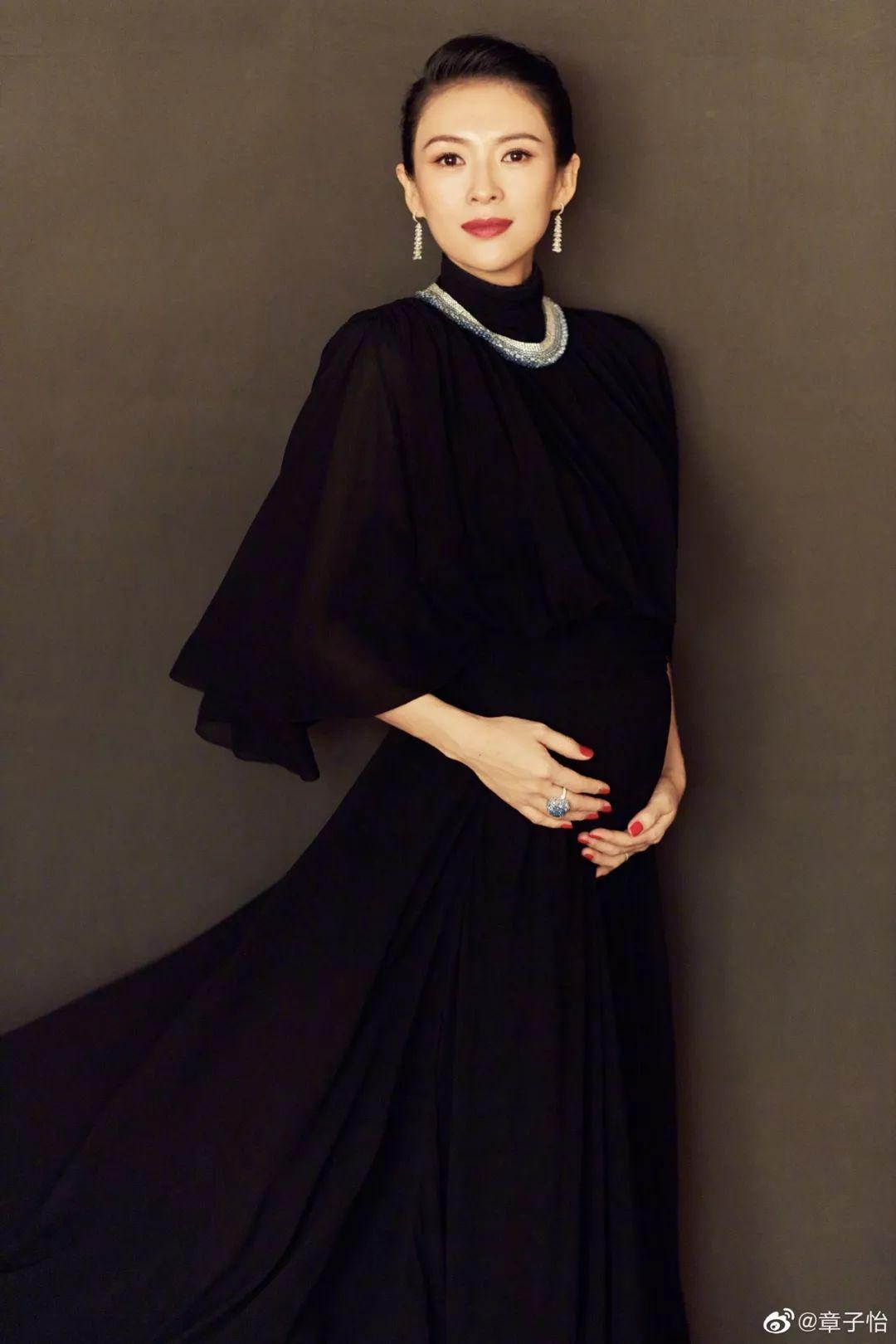 章子怡女儿 章子怡二胎生子,原来改变一个女人的,不是婚姻而是…