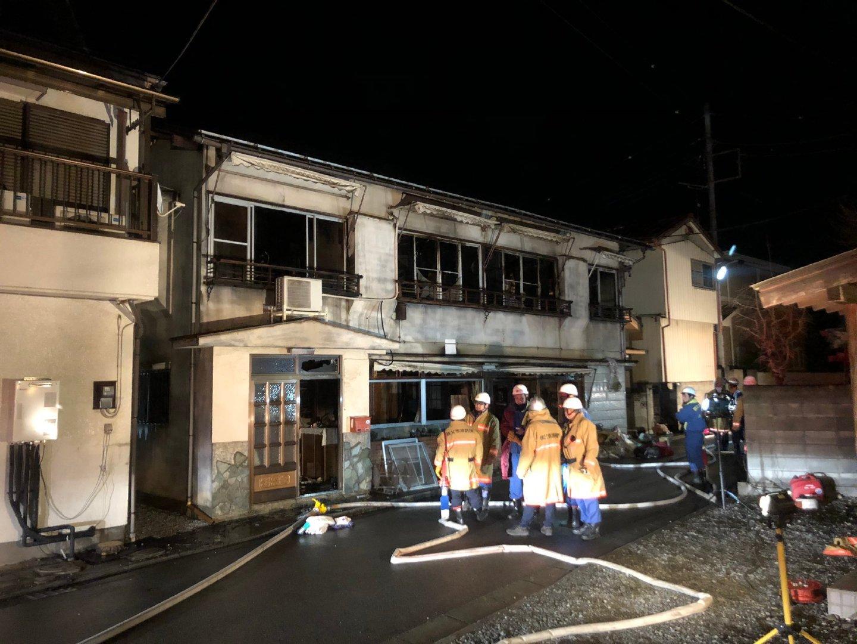 动画《未闻花名》原型民宅发生火灾,暂无人员伤亡消息