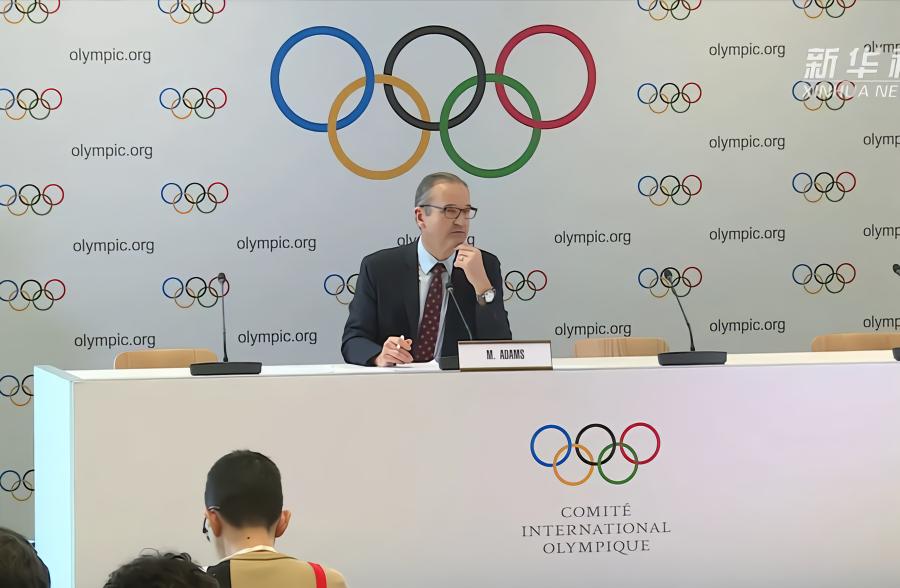 国际奥委会发言人:期待武术在达喀尔青奥会上有好的表现