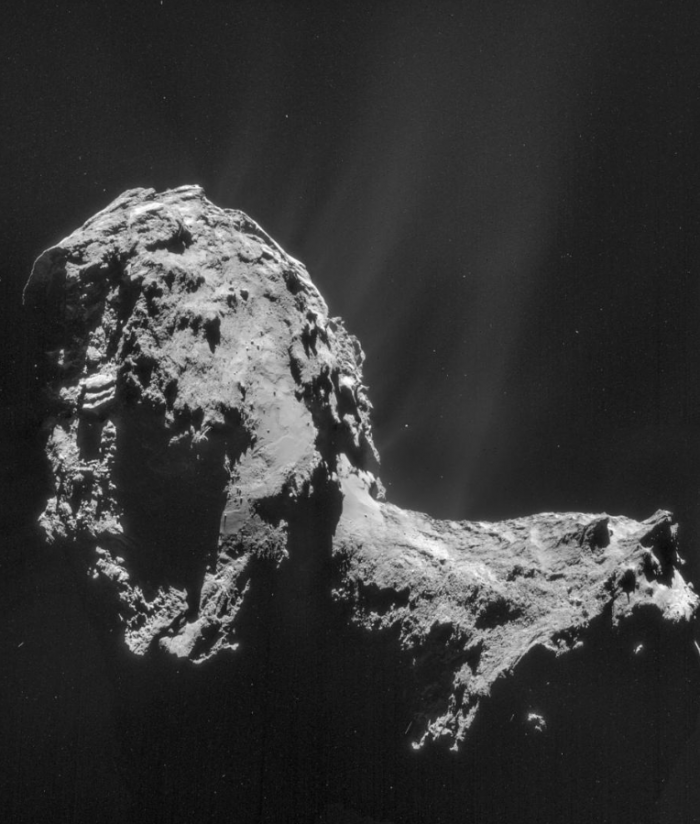 【扬州快猫网址】_外媒:科学家首次在彗星周围探测到极光