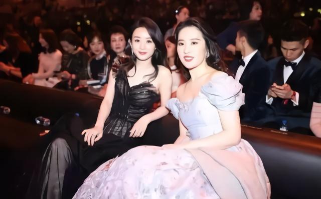 四大美人首次同框上热搜,刘亦菲被群嘲:不要颜值不要结婚,她要啥?