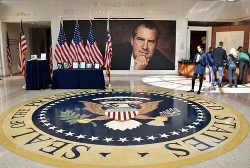 ▲资料图片:理查德·尼克松总统图书馆