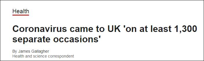 【百度网站排名】_英国研究:仅有0.08%新冠病毒传播链条来自中国