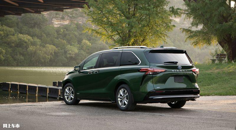 丰田全新塞纳售价曝光下月开售/搭2.5L混动引擎-图4