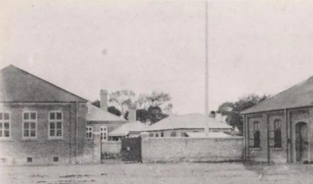 上图_ 1909年珲春总关