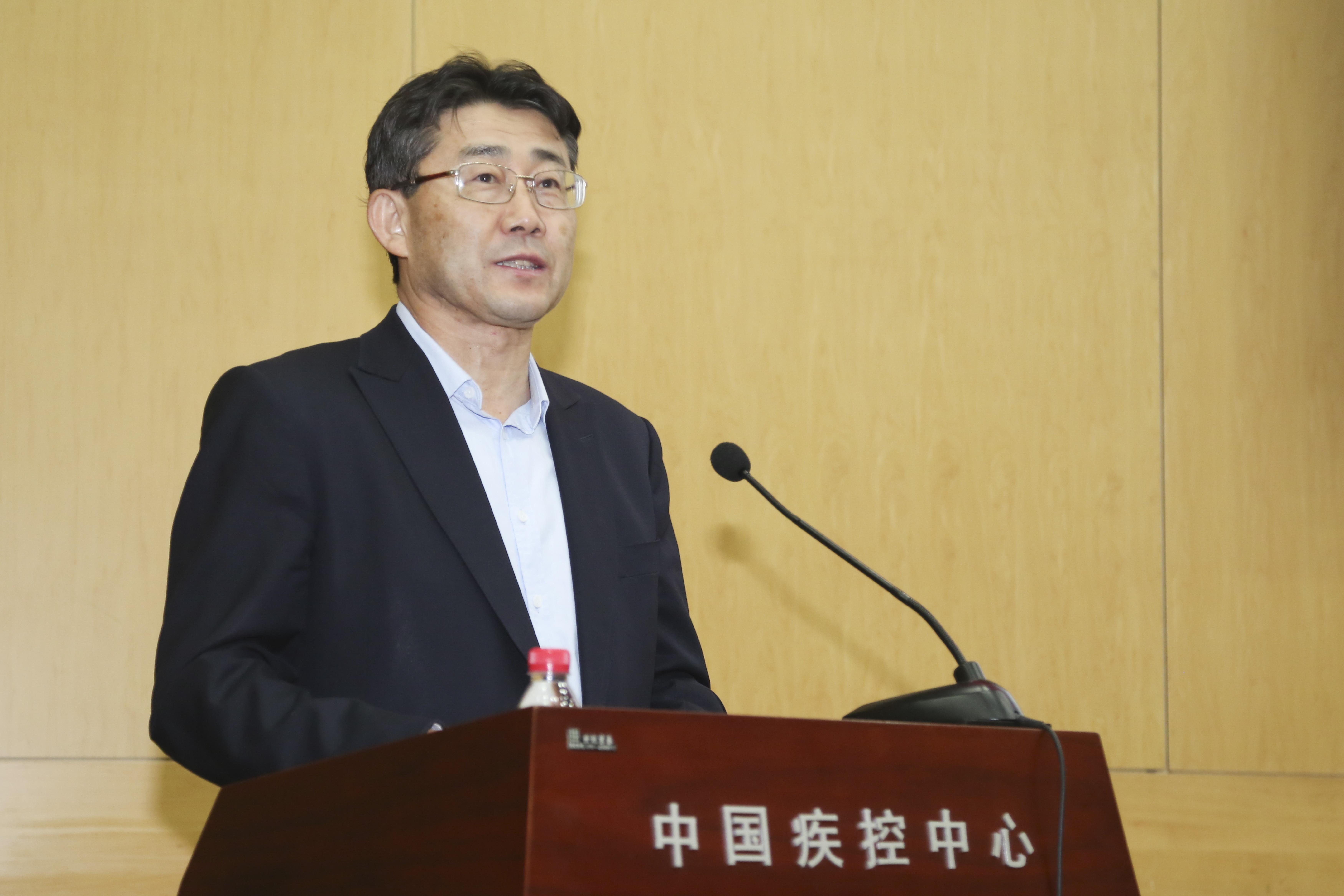中疾控中心主任高福:我已接种实验型新冠病毒疫苗