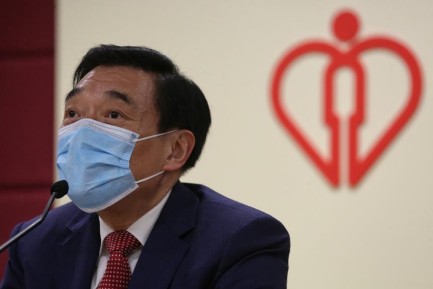 香港医院管理局主席范鸿龄