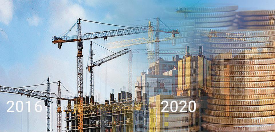 调控四周年,哪些城市房价还在任性上涨?