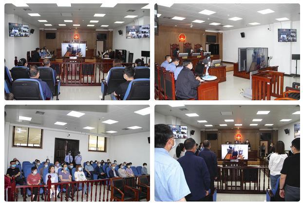 甘肃兰州市中级人民法院微信公众号截图