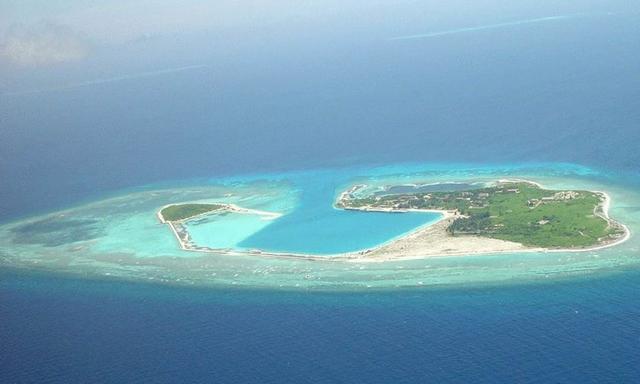 """【内容】_大陆东沙群岛演习模拟夺岛?台防务委员会称""""做好最坏打算"""""""