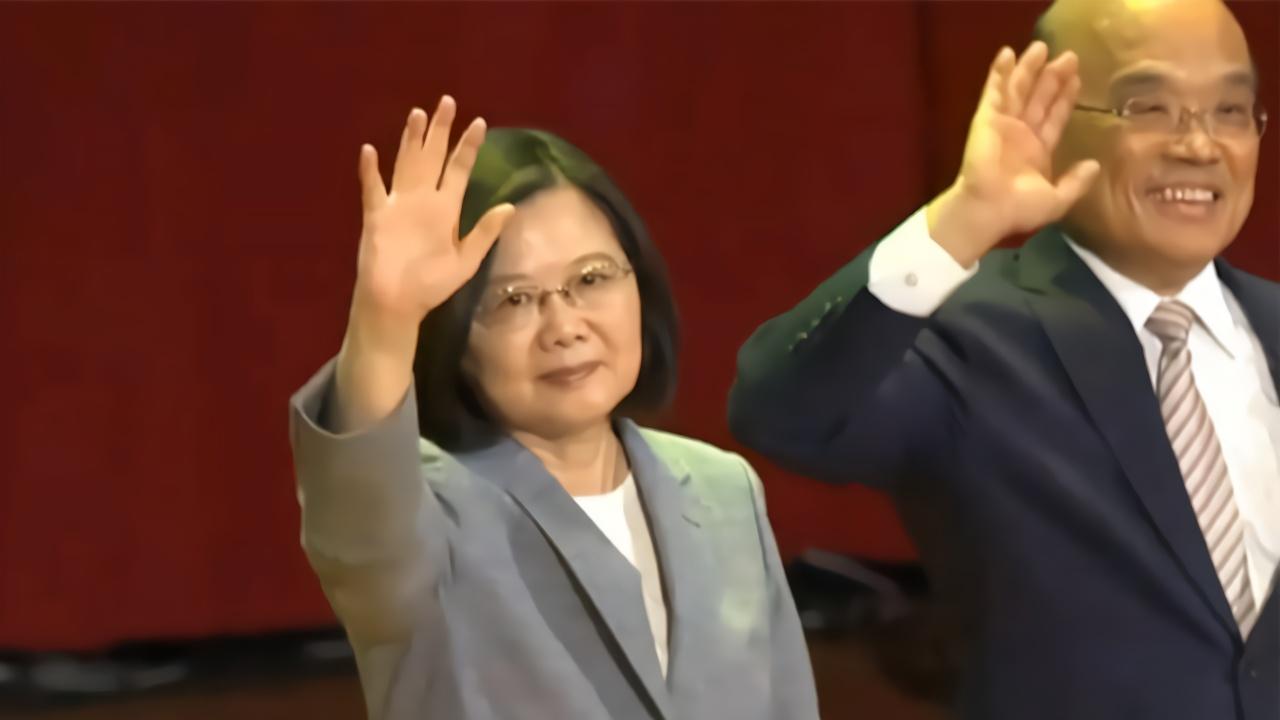 民进党党代会中常会改选,台专家:蔡英文党政一把抓,占有优势