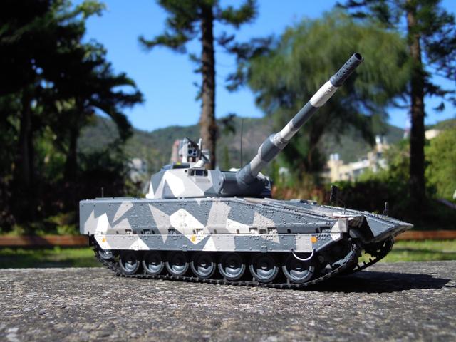 印度网友的问题:15式轻型坦克没有什么对手