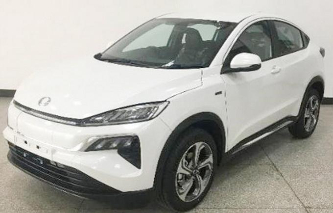 东风本田新纯电SUV 7天后上市 颜值续航均超X-NV-图2