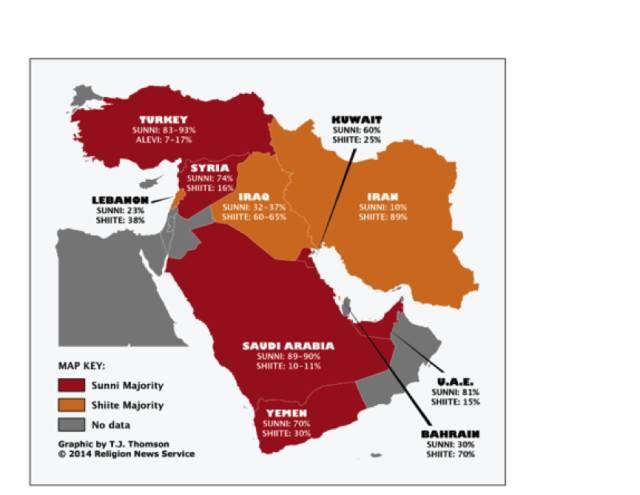 石油染成的黑旗:从中东到全球