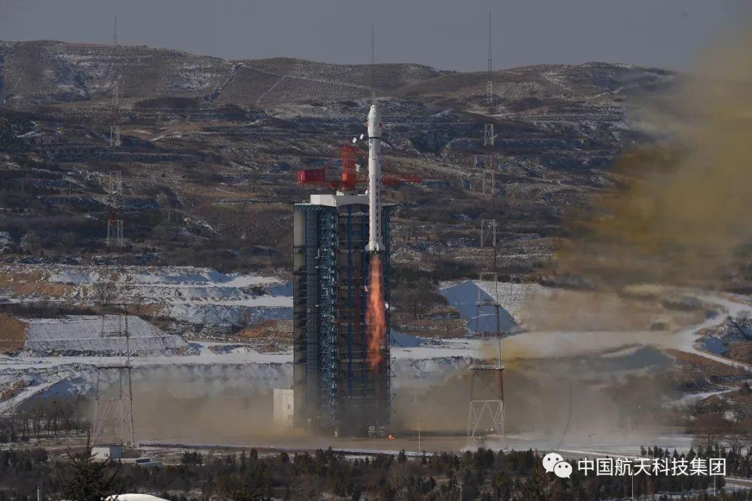 超过40次任务!中国长五忙碌的2020年