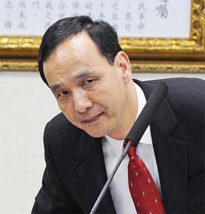 """朱立伦声称:国民党要尽快撕掉""""亲中""""标签(图)"""