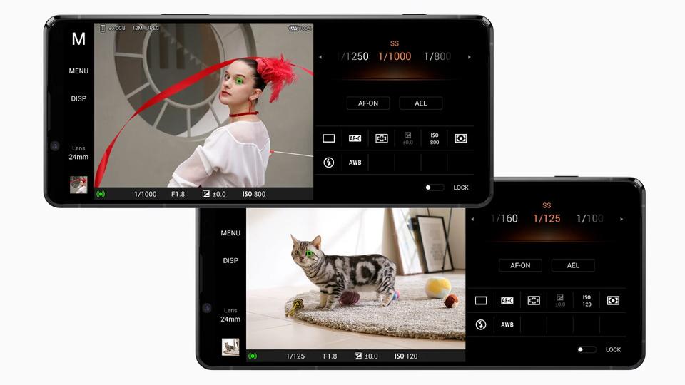 索尼推出首款5G旗舰手机,连拍时也可实现持续对焦插图(1)
