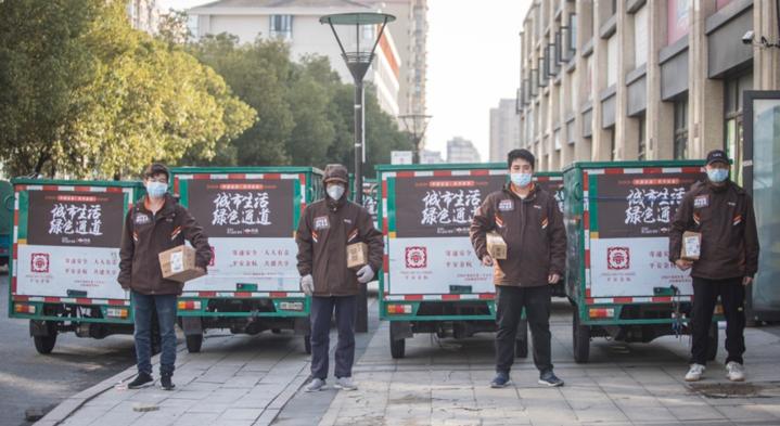杭州发布新规定:快递可以进小区