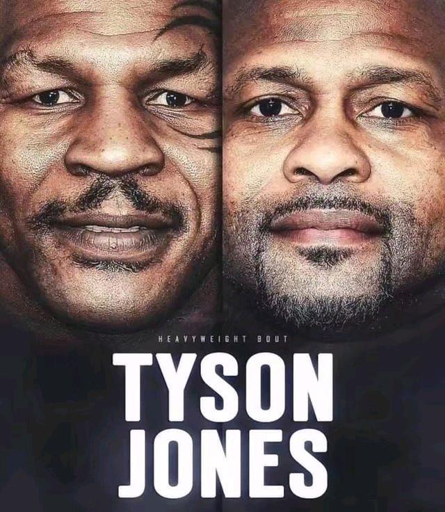 15年后首次重返赛场:泰森将于9月12日大战世界拳王罗伊・琼斯