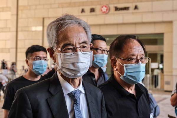 【草莓直播推广软件】_李柱铭等人想阻止警方查手机,竟获香港法官批准