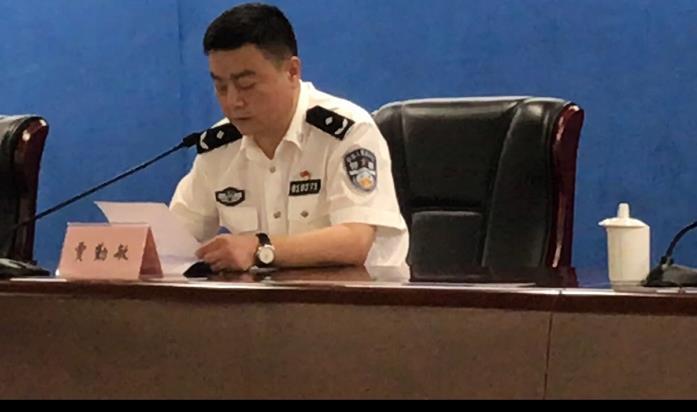 (25日,杭州市公安局召开新闻发布会详细通报案情。)