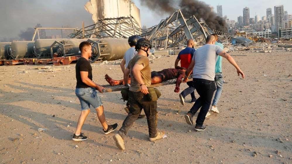 """【建网站的步骤】_2700余吨硝酸铵 黎巴嫩爆炸""""元凶""""从何而来?"""