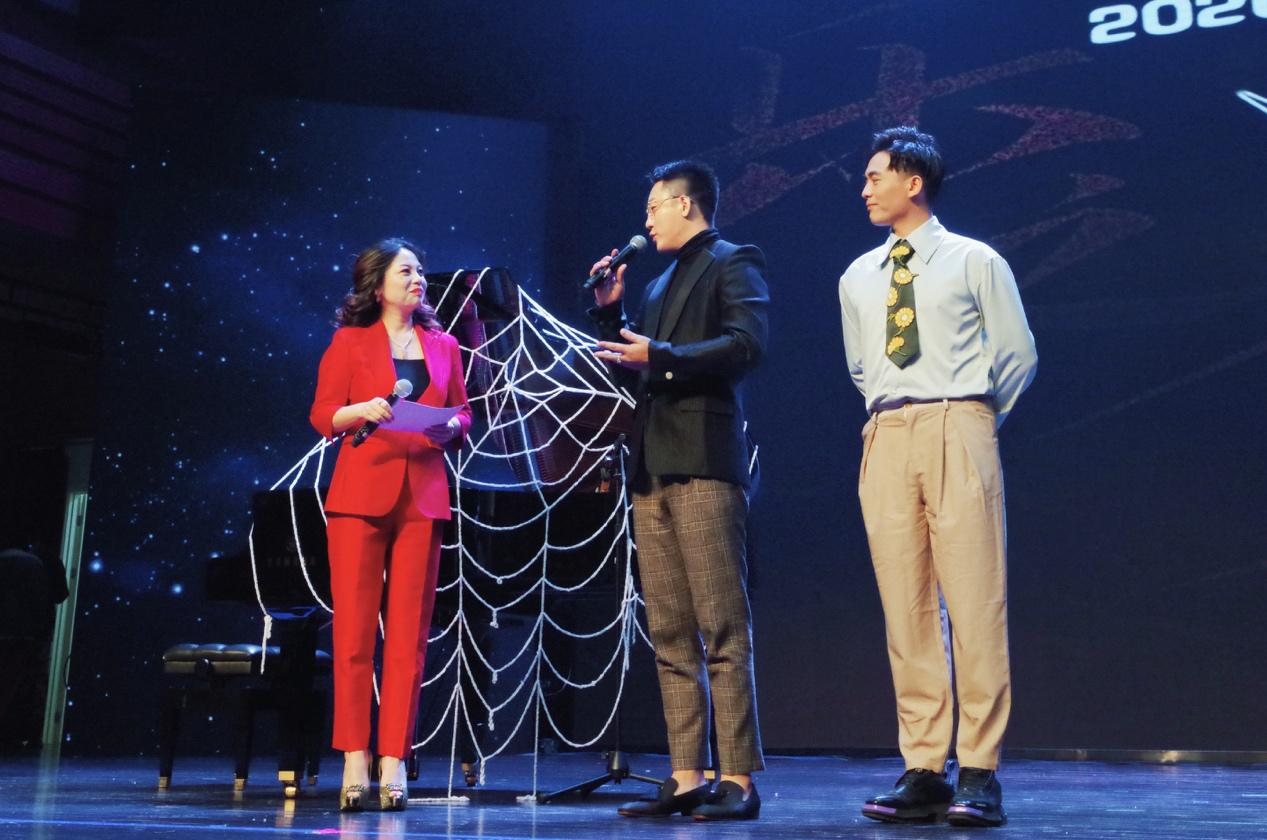 公益演出唱响儿童艺术教育_2020年乐之梦新年场景公益音乐会在内蒙古举行