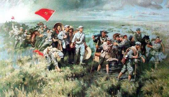 这支解放军西藏守边防 没有参加长征两次击败印度