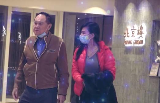 84岁流氓大亨又换女友,曾花百万接触林志玲