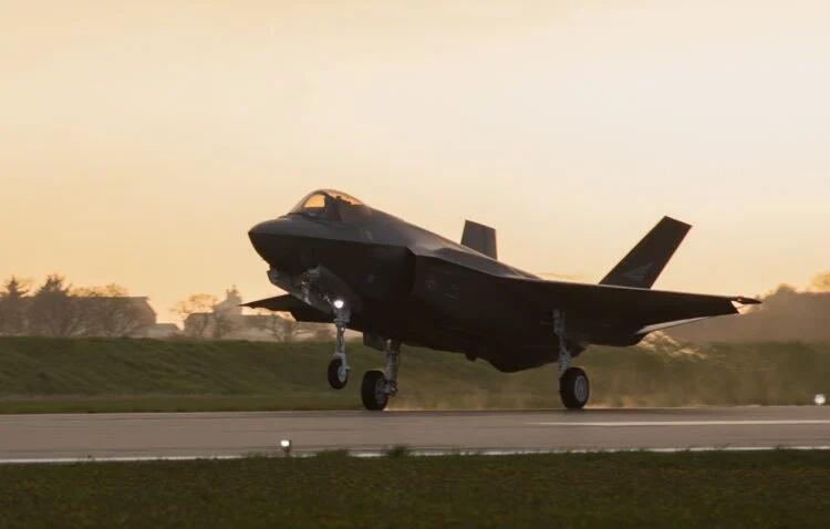 挪威又收到3架F-35隐形机 此前曾用这款战机拦截俄军机