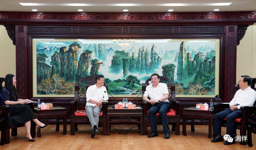【天津大悦城惨案】_马云来长沙了!湖南省委书记、省长和他聊了这些事