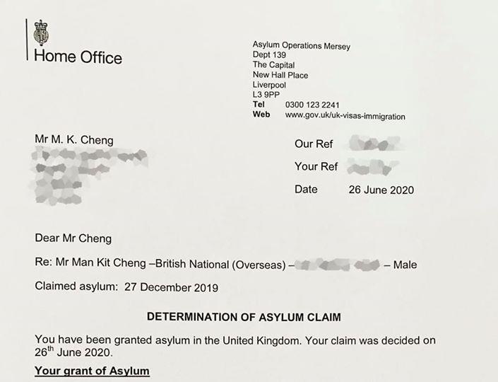 """【快猫网址8】_""""嫖到失联""""的前英驻港领馆雇员郑文杰 声称获英""""政治庇护"""""""
