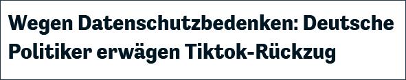 """【雅途乐】_特朗普政府对TikTok""""下黑手""""后 德国卫生部犹豫了"""
