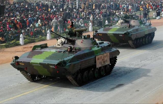 【信阳快猫网址】_印军把BMP-2战车部署到加勒万河谷,认为解放军无法突破