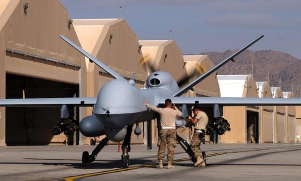 """英媒:英美两国正在将无人机刺杀""""正当化"""""""