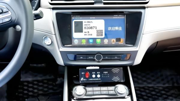 多元支付、实时摄录、人脸识别,上海出租车又添新功能