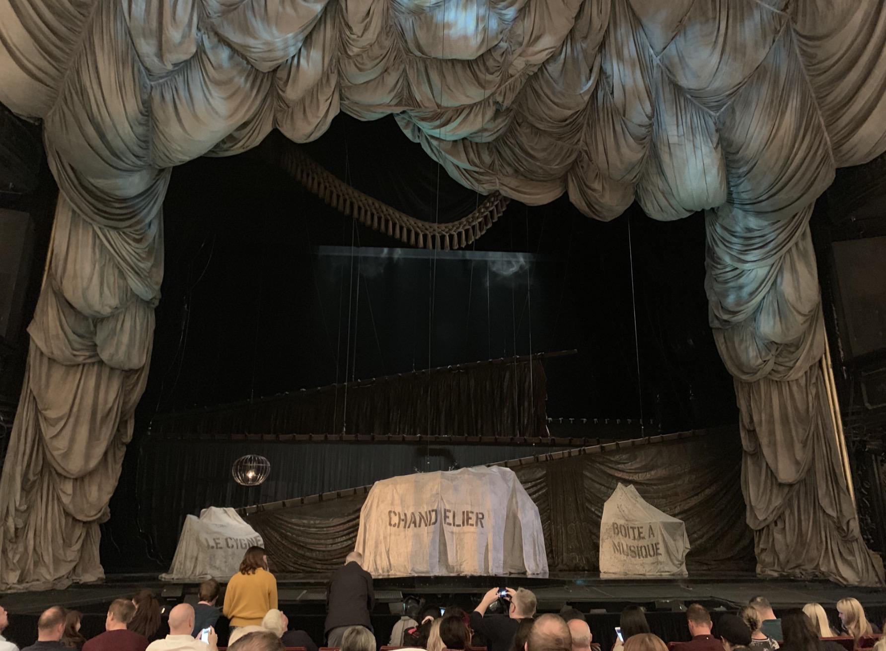 《歌剧魅影》就是伦敦西区的招牌 邓羽 图