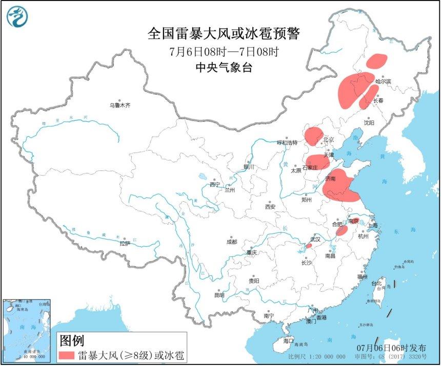 【搜索引擎优化学习】_强对流蓝色预警 东北华北黄淮多地将有雷暴大风冰雹