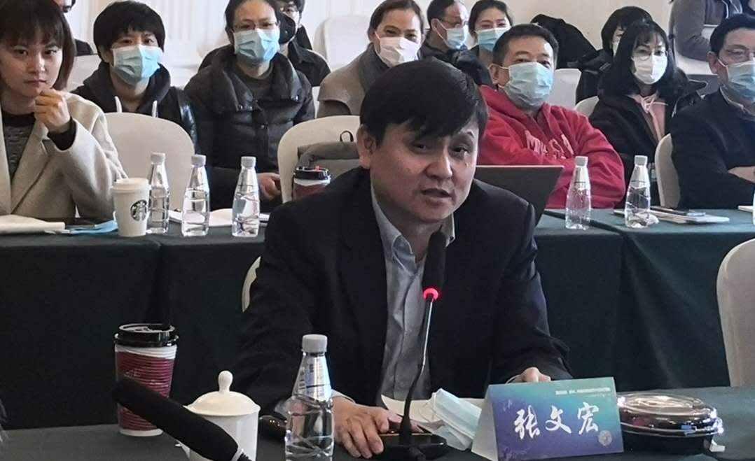 张文宏:疫情爆发时睡不着 防治难度或超人类估计