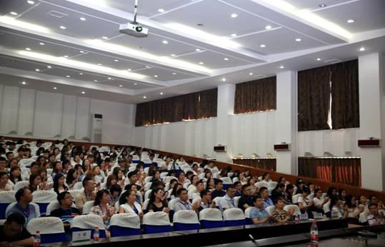 黑龙江省财政厅:会计领武士才走进校园,推广治理会计