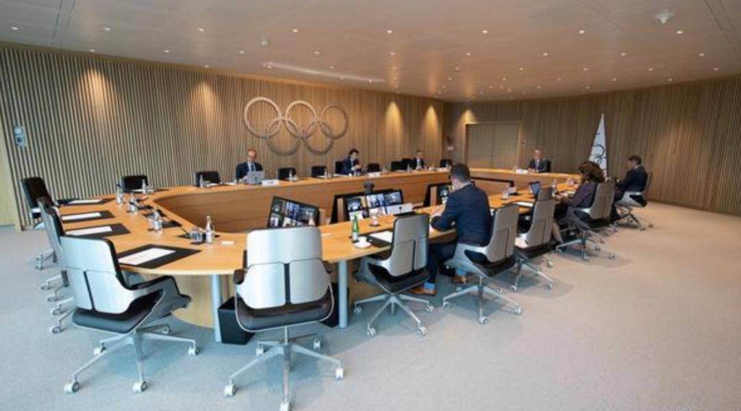 国际奥委会理事会现场