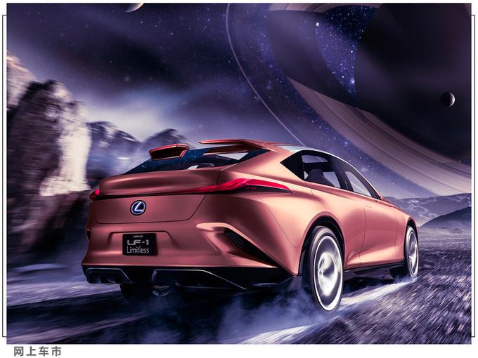 雷克萨斯全新SUV曝光命名TX/或为RX轿跑版-图5