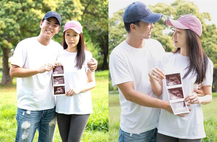 柯有倫宣布當爸 柯有倫和陳妍希過往戀情被扒