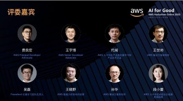 22 个队伍激烈角逐,AWS 人工智能黑客马拉松决赛结果出炉