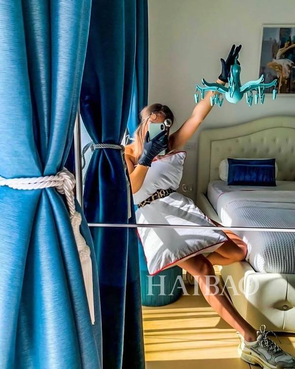 """""""宅家枕头挑战(Quarantine Pillow Challenge)""""是什么,IG上都玩疯了 娱乐头条 第13张"""