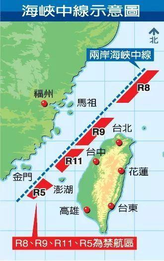 """【消遣网】_台媒:大陆军机在""""海峡中线""""以东绕圈停留78分钟 轨迹图曝光"""