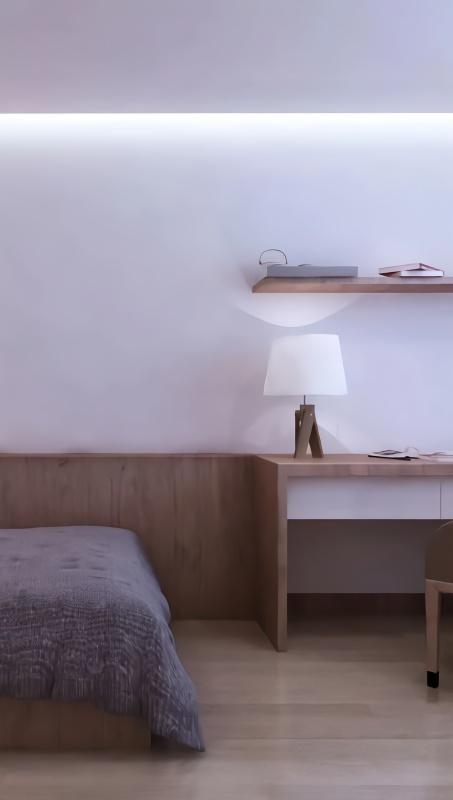 一个卧室,两种风格,你喜欢哪款设计方案?