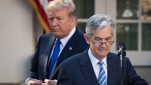 美股走势决定谁能当美国总统?